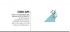 Hangtárolás - VIPeX CRM API