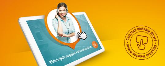 vállalati telekommunikáció click2call