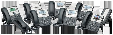 IP telefonkészülék típusok
