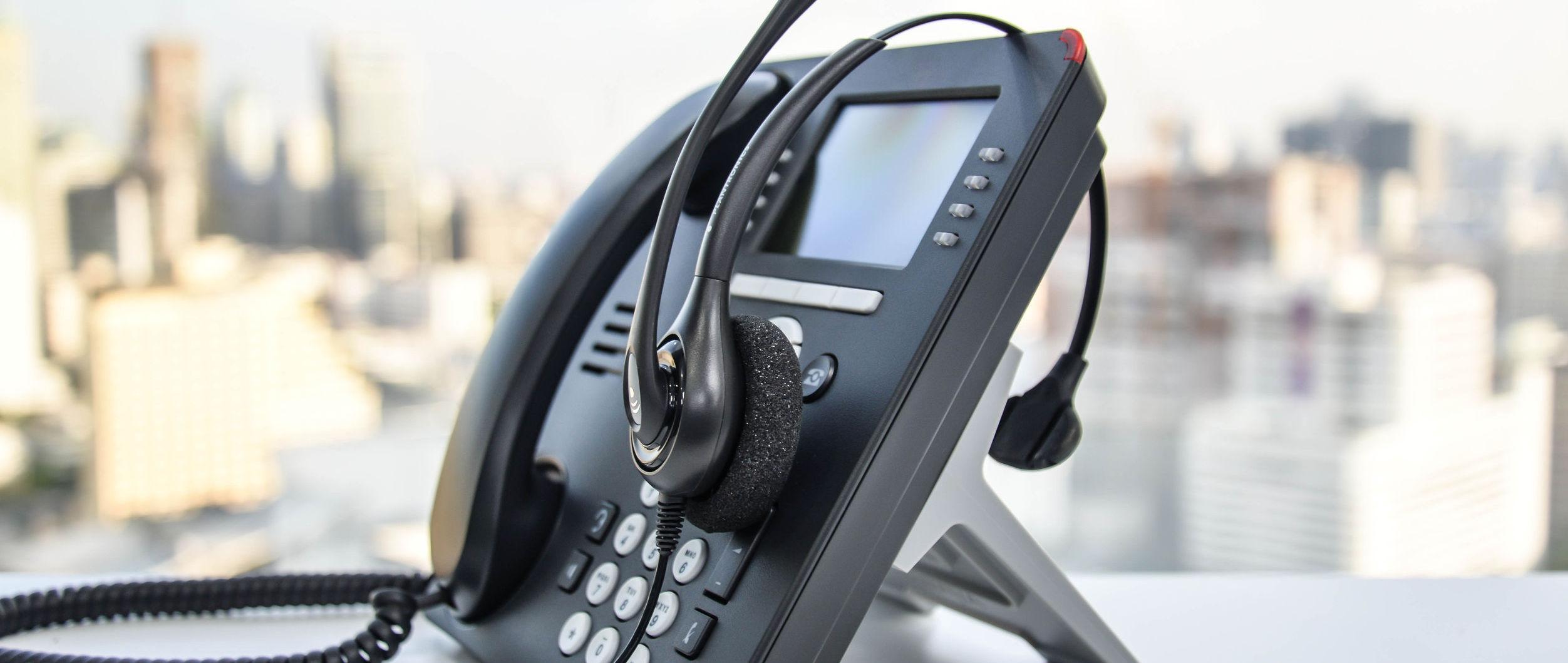 vezetékes IP telefon