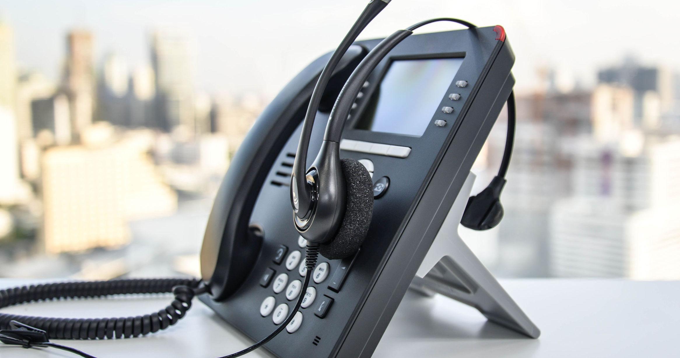 vezetékes IP telefonkészülékek