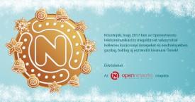 Mi kerül az Opennet karácsonyfájára?