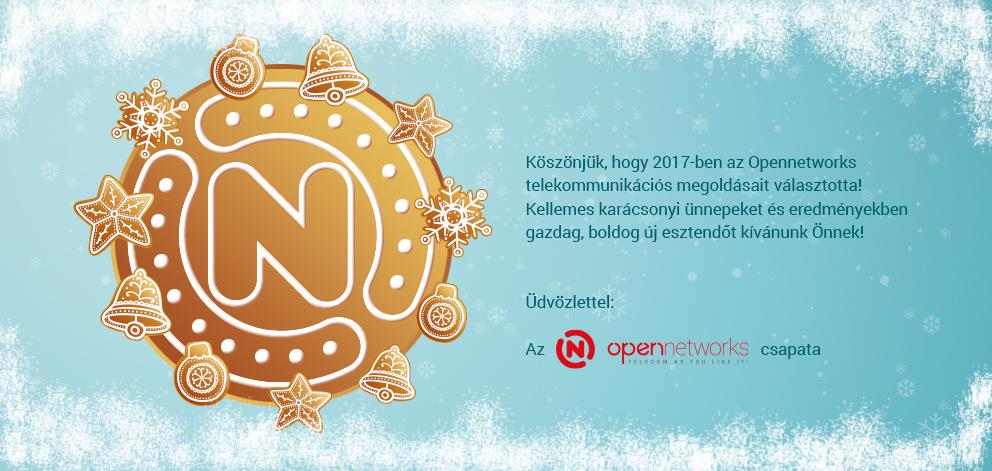 Vállalati telekommunikáció, Opennet karácsony