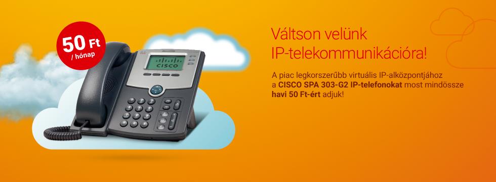 IP telekommunikáció választás