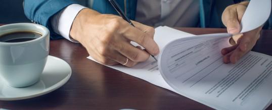 Az előfizetői szerződés módosítása