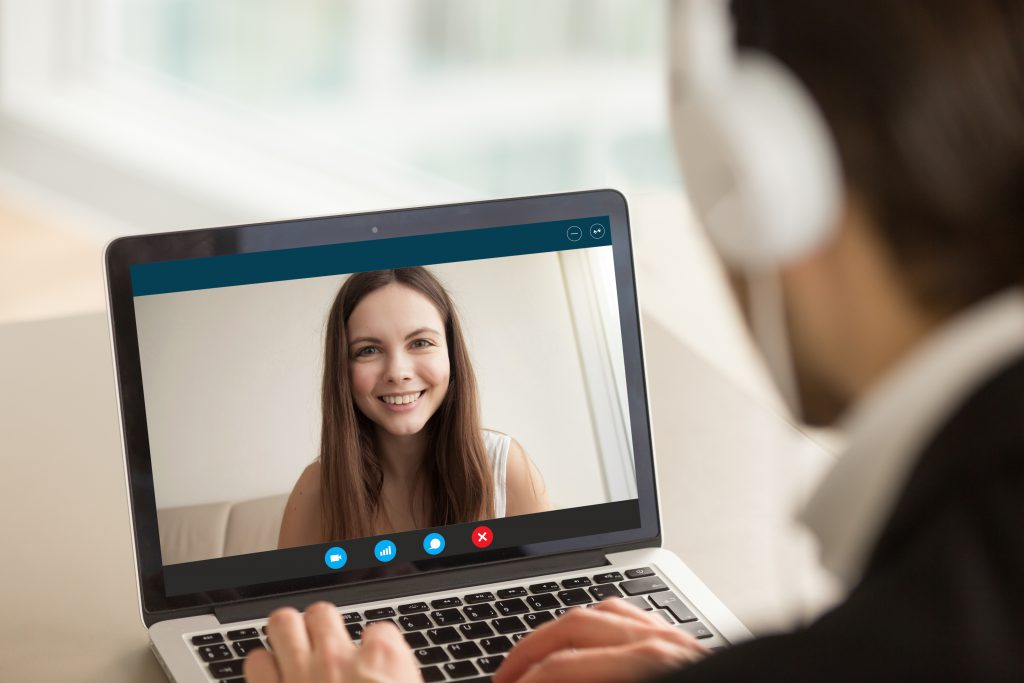 Call center rendszer videóhívással